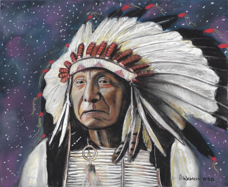 Red Cloud by western61